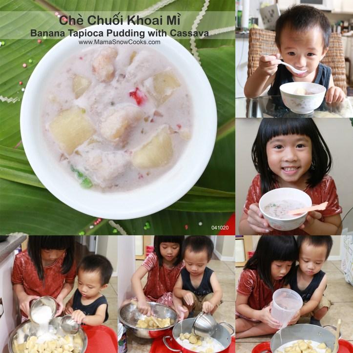 Che Chuoi Khoai Mi Collage1