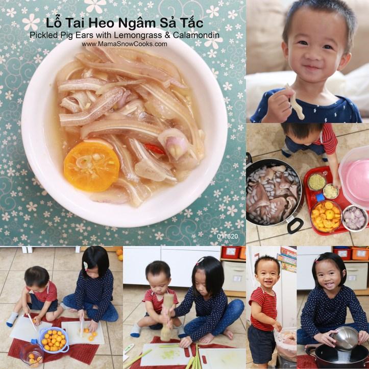 Lo Tai Heo Ngam Xa Tac Collage