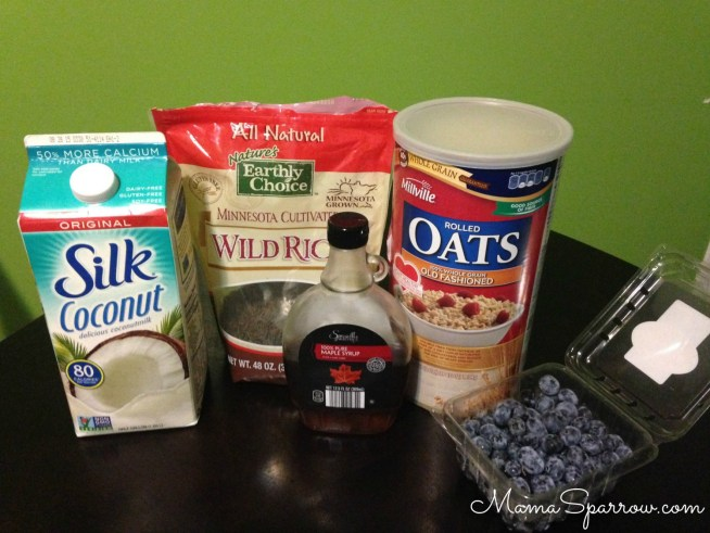 Maple Blueberry Oats Ingredients-Watermarked