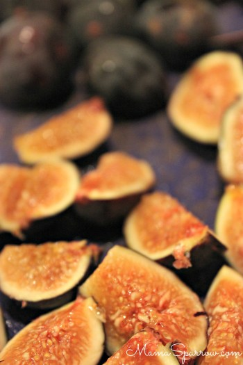 Honey Fig Jam