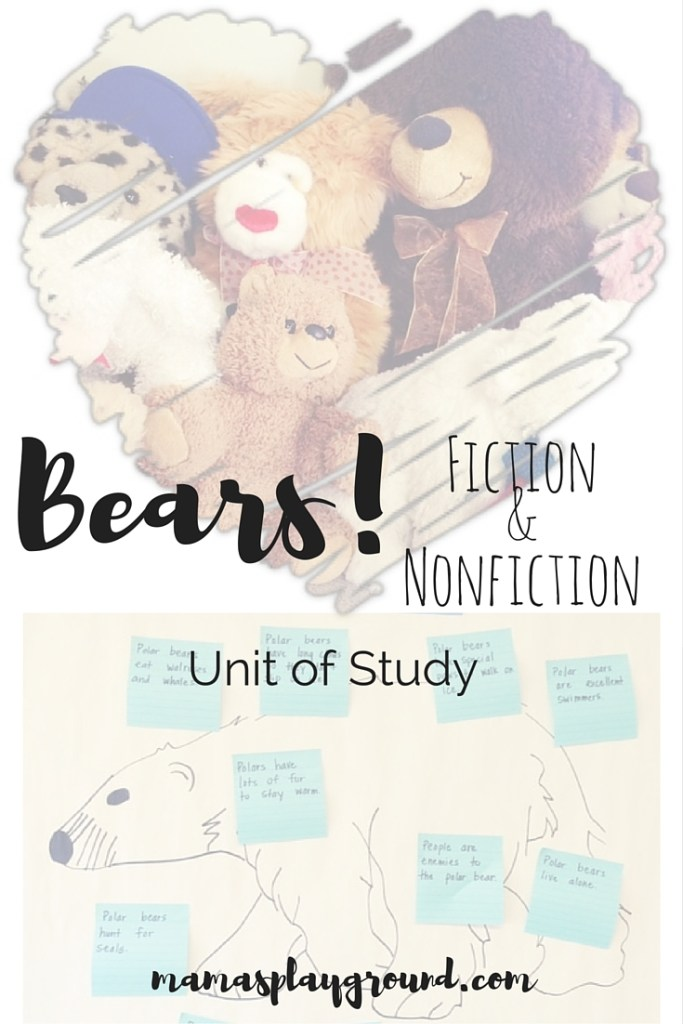 Bears unit of study