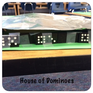 House of dominoes