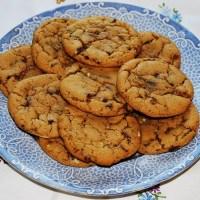 Perfect Creme de Menthe cookies