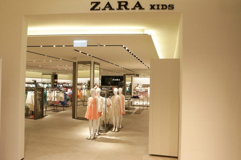 Zara Kids Bondi Junction Store Launch