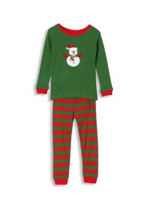 Pijama navideño para chicos - 12 dólares en amazon