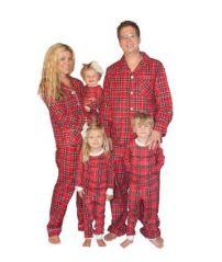 Pijamas para toda la familia- 24 a 48 dólares en amazon