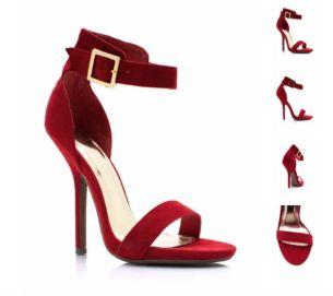 Zapatos rojos- Gojane- 30 dólares