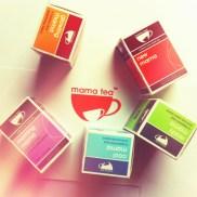 teas with logo