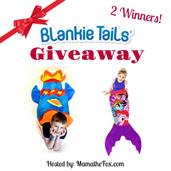 Blankie Tails Giveaway 11/14 @BlankieTails