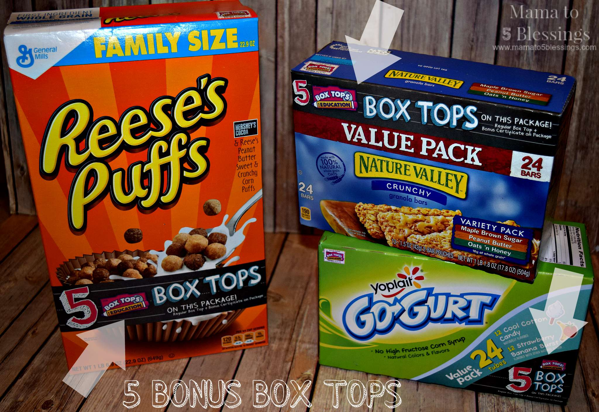 Creating A Box Tops Collection Container For Kids