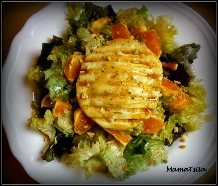 σαλάτα ταλαγάνι