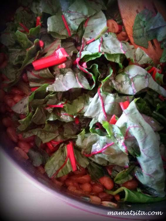 κόκκινα σέσκουλα κόκκινα φασόλια
