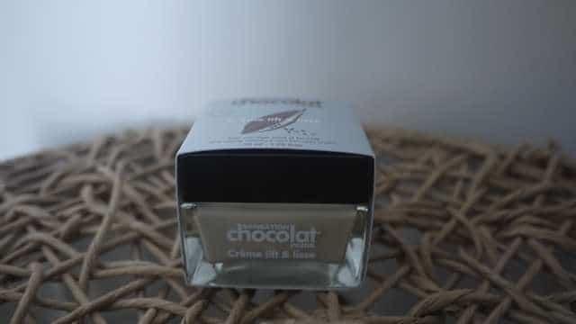 Sensation Chocolat - crème lift & lisse