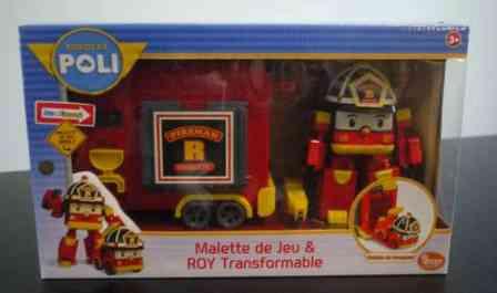 Ouaps pr sente sa gamme robocar poli - Robocar poli pompier ...