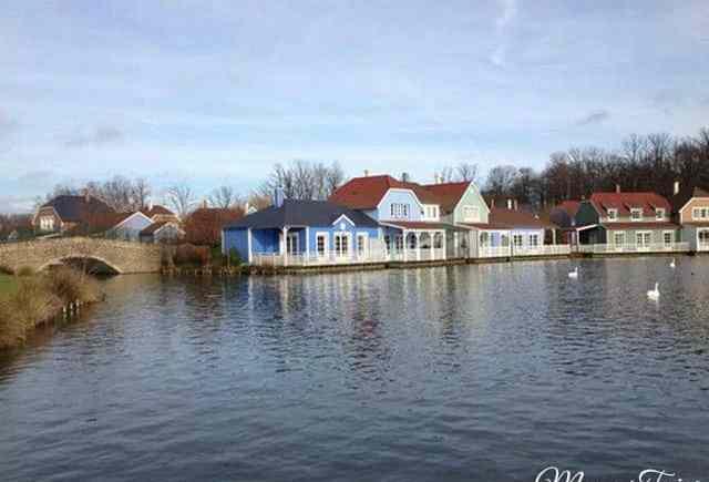 """Mon séjour à Center Parcs """"Le Lac d'Ailette"""""""