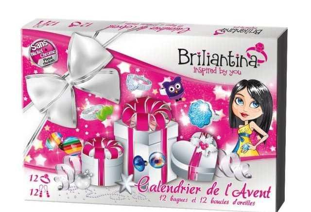 Découvrez Briliantina, un concept original et créatif
