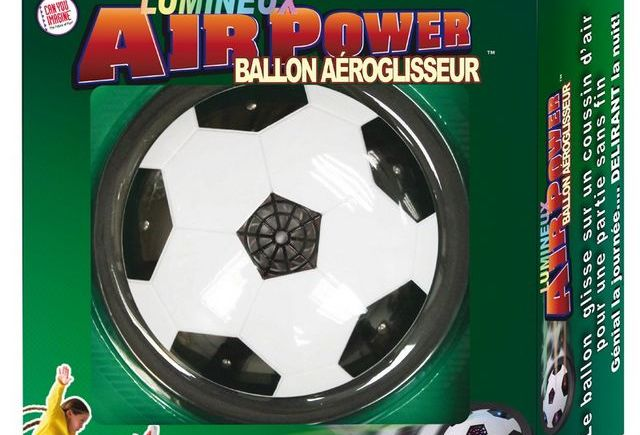 Avis ballon Air Power Lumineux