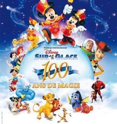 Mon avis (plutôt mitigé) sur le show Disney sur Glace