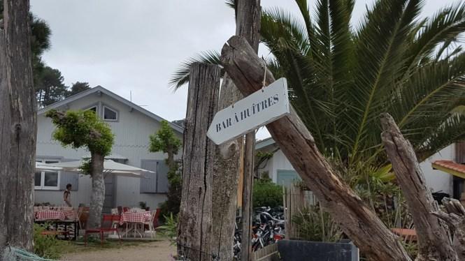 Village de l'Herbe Lège Cap Ferret