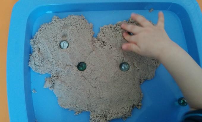 Игра с пясък