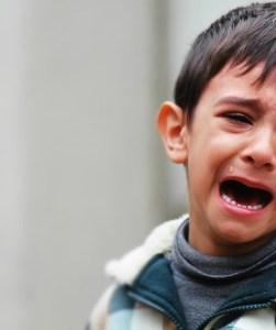 10 начина да се справим с нервния срив при децата