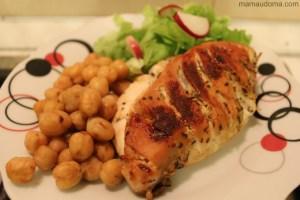 Крехко и сочно пилешко филе на тиган