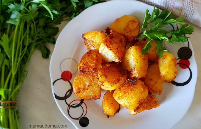 Ароматни печени картофки