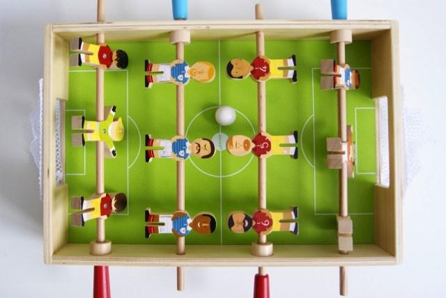 detsky stolny futbal