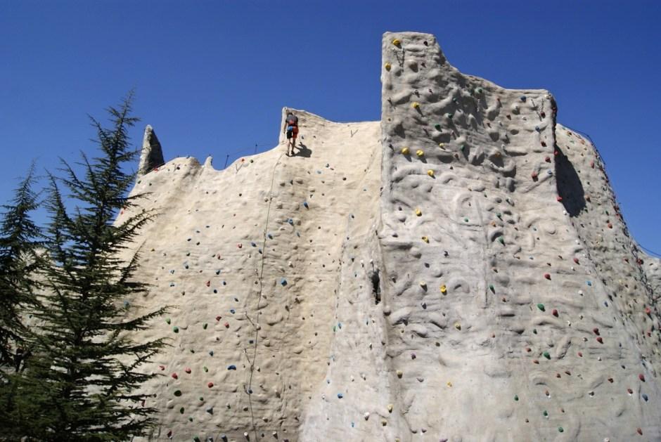 lezecka stena