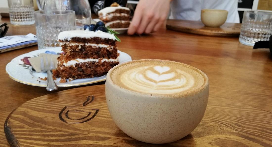 jedno kafe Liberec