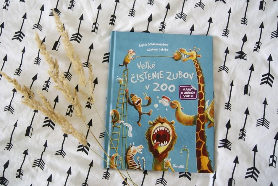 detska kniha o cisteni zubkov