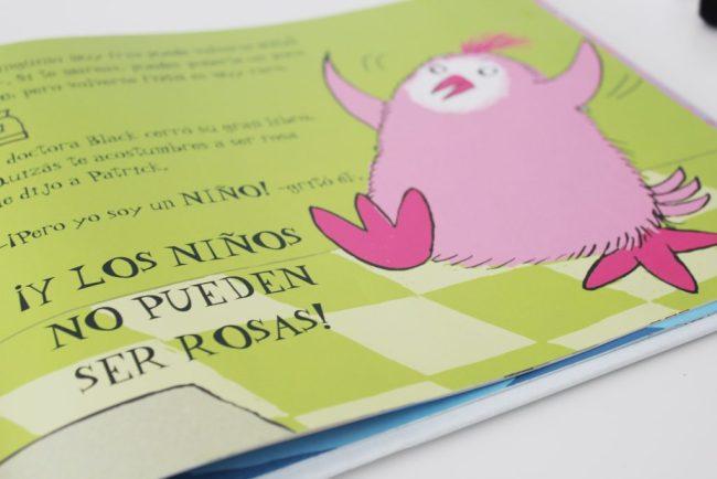 Pink, ¡El pingüino que se volvió rosa!
