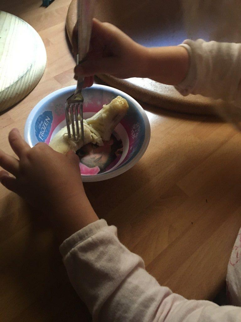 cupcakes faciles de platano