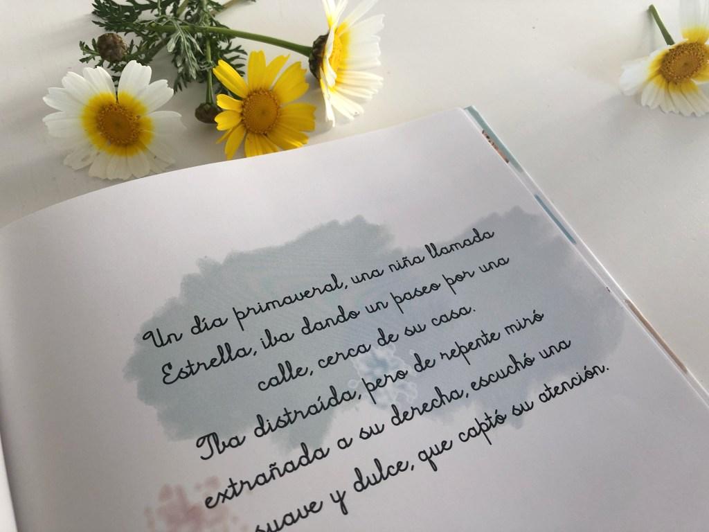 leemos la margarita amarilla, un libro sobre acoso escolar