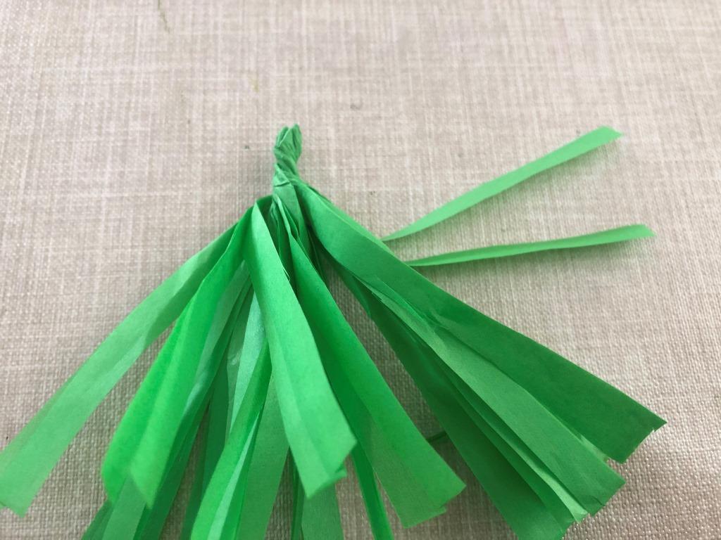 flecos papel de seda