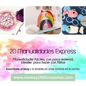 ebook manualidades express