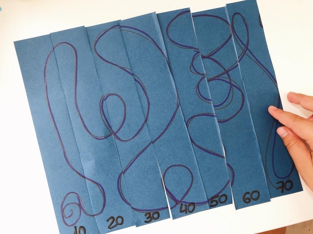 actividades de matemáticas DIY