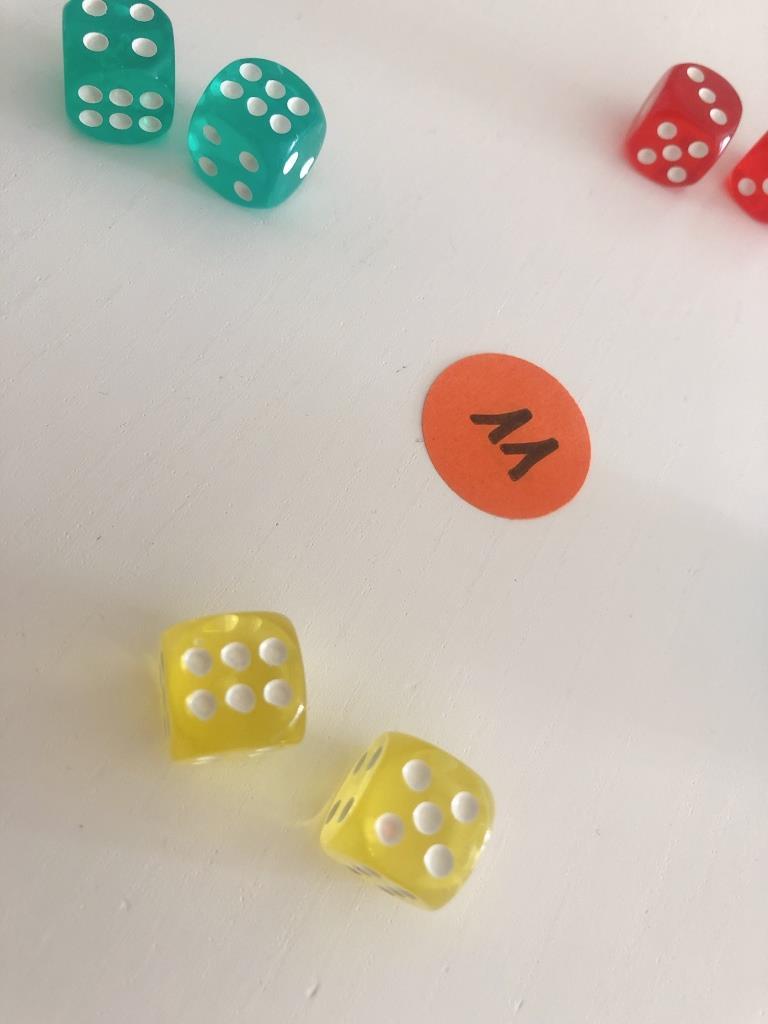 juego casero de matematicas