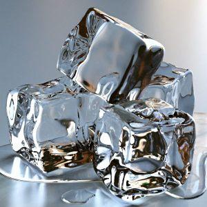 I <3 Ice cubes