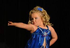 Honey boo boo: Lo que no quiero hacerle a mi hija