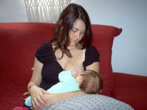 Lactancia materna exclusiva mientras trabajas