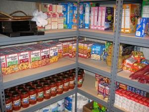 Preparados para la crisis: ¿Cómo hacer un almacén familiar?
