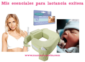 Regalos Pro-Lactancia para baby shower