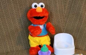 """Reseña: Muñeco """"Al Baño con Elmo"""""""