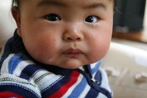 Nunca dejes llorar a tu bebé