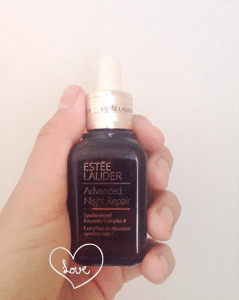 Reseña: Suero Advanced night repair de Estee Lauder