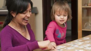 Técnicas para potenciar la inteligencia del bebé