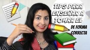 2 técnicas para que tu hijo tome el lápiz de la forma correcta
