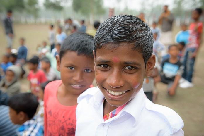 Tagesablauf im Schutzhaus in Bangladesch