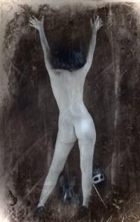 """""""Desnudez acompañada"""". © Julio Moreno Casillas"""